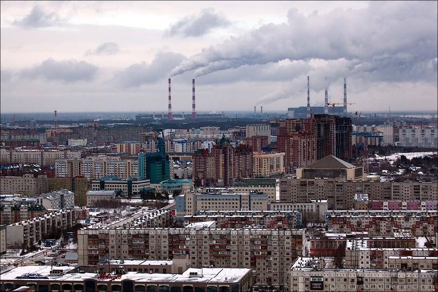 Газовая столица России зовет на вахту
