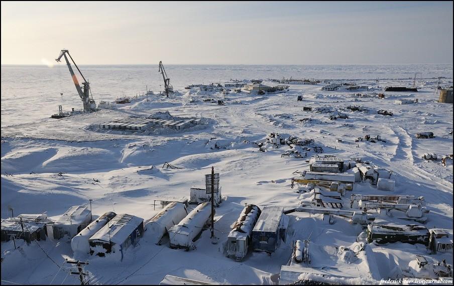 Работа на севере отделочником вахта
