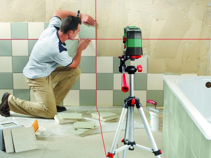 Работа вахтой отделочником плиточником с использованием современного оборудования