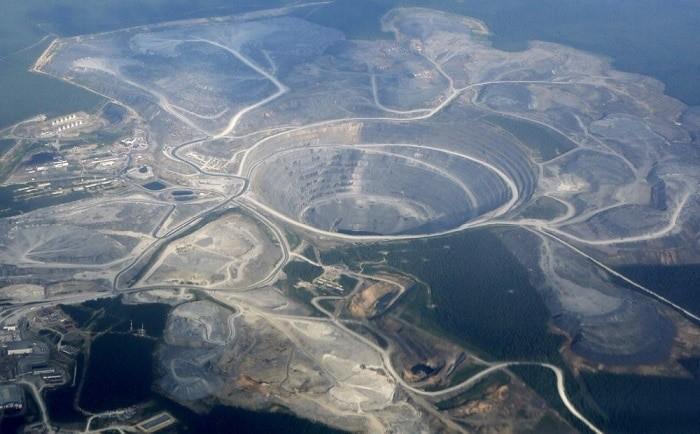 Работа вахтовым методом по добыче золота