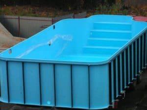 Основные достоинства и плюсы полипропиленовых бассейнов