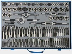 Популярные виды резьбонарезных инструментов