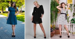 Рекомендации по выбору платья в зависимости от типа фигуры